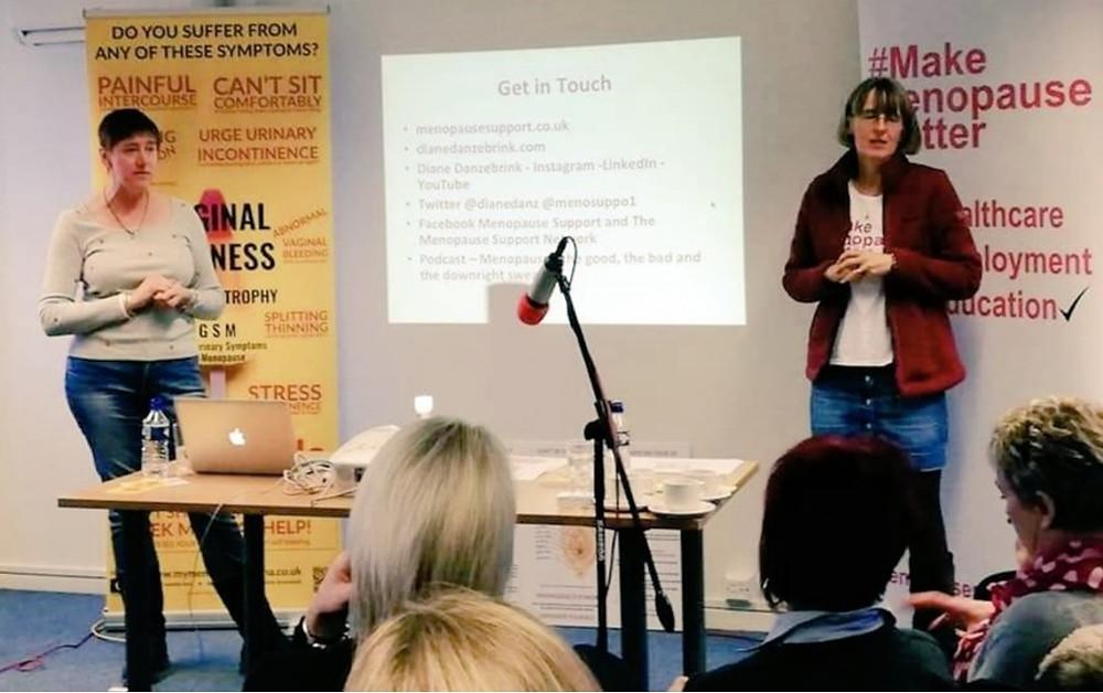Understanding menopause talk at Solihull Radio