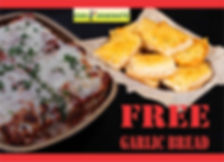 """FREE 16"""" Garlic Bread with Family Sized Lasagna. Zio Johno's. . Traditional Italian baked meat lasagna. Simply the best! Experience delicious Italian Cuisine for the whole family! Offer valid 1/13/2020 to 1/31/2020."""