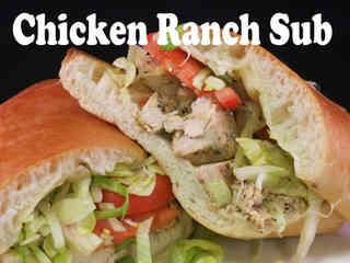 Chicken Ranch Sub