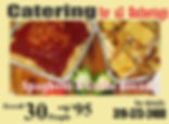 Holiday catering for all occasions. Up to 10,001 people! Spaghetti, Lasagna, Fettuccini, Garlic Bread, Fresh Bread and more. The Hometown Taste of Italy. Zio Johno's. Cedar Rapids, Marion, North Liberty, Iowa City. Italian cuisine.