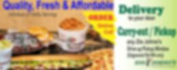 Online ordering for Delivery or Carry-Out. Italian Food. Zio Johno's. Marion. Iowa City. North Liberty. Cedar Rapids. Spaghetti, Lasagna, Pizza, Lettuce Salad, Garlic Bread, Fresh Bread, Sub Sandwiches, Gondola Sandwich, Italian Cuisine