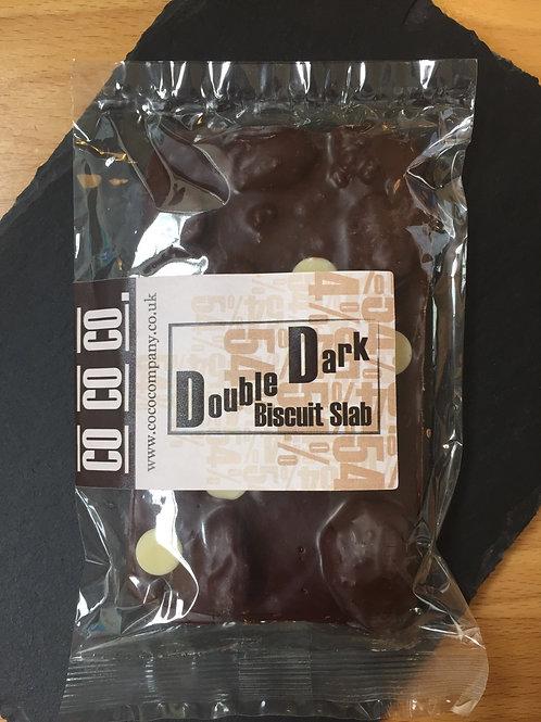 Double Dark Biscuit Slab