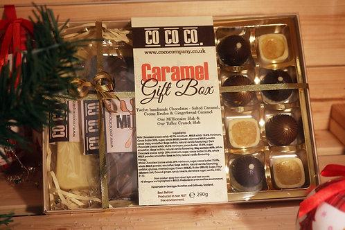 Caramel Gift Box
