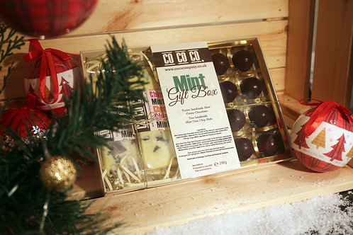 Mint Gift Box