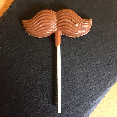 Moustache Lolly