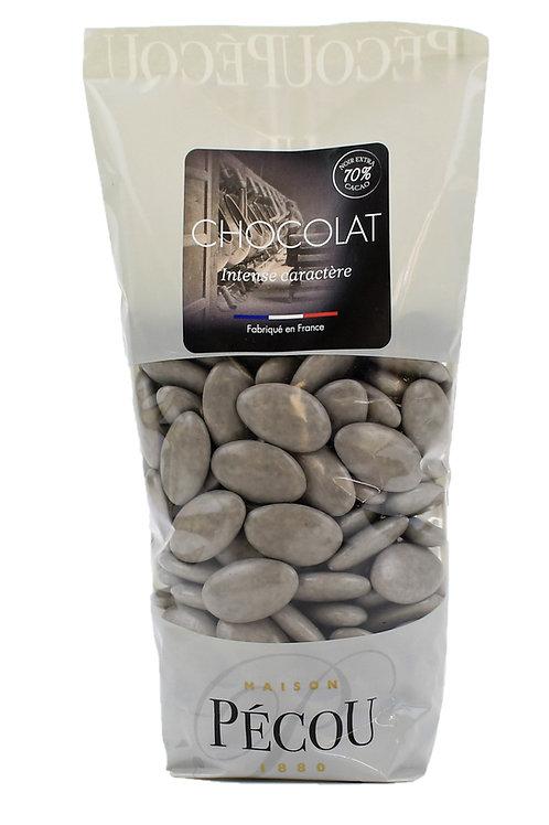 Dragées Chocolat Taupe 250g