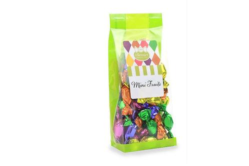 Sachet mini bonbons fruits 100g