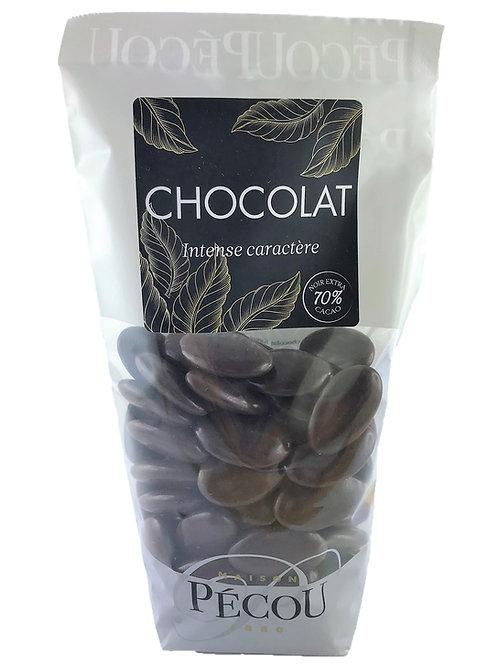 Dragées Chocolat couleur Chocolat 250g