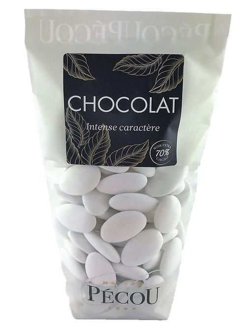 Dragées Chocolat Blanc 250g