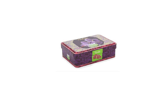 Violette Boîte Métal 150g
