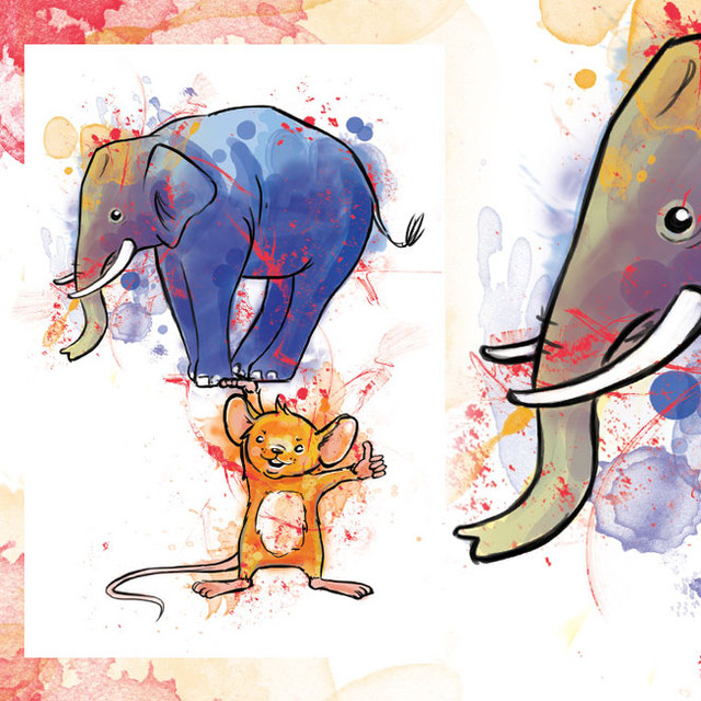 ElefantundMaus-Illustrationen-Fottnerdes