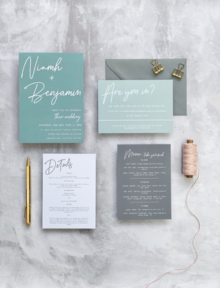 Wedding Stationery Tips from Clare Gray Designs