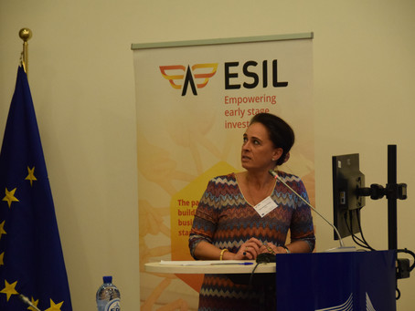 ESIL Angel Community meets for the first time