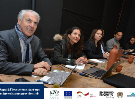 Strengthening the Moroccan early stage investing ecosystem