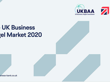 Latest UK Business Angel Market Report Launched with UKBAA