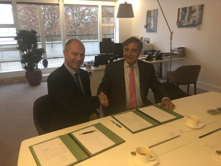 Business Angels Europe and BPI France renew agremeent