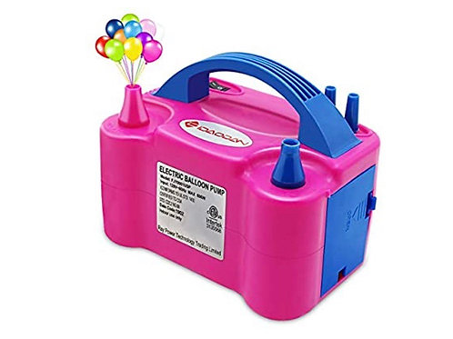 Hire of electric balloon pump