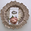 Thumbnail: 100 x Champagne Gold Leaf Charger Plate