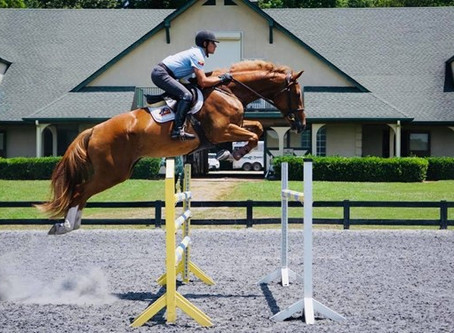 Show Jumping Schooling Show, September 6th!