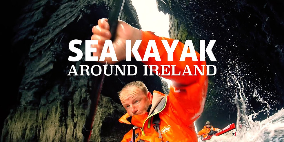 Paddlers Movie Night - Sea Kayak Around Ireland