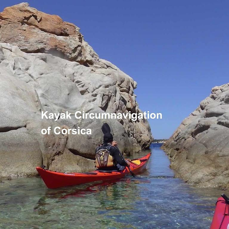 Sea Kayakers - Movie Night