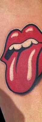 Color tattoo