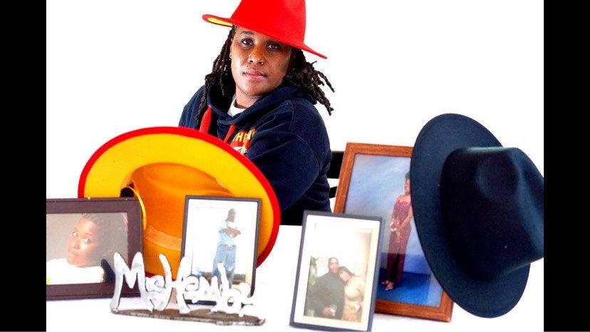 Panama Style Jazz Hat