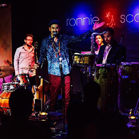 Ronnie Scotts with the Shez Raja Collective 2.jpg