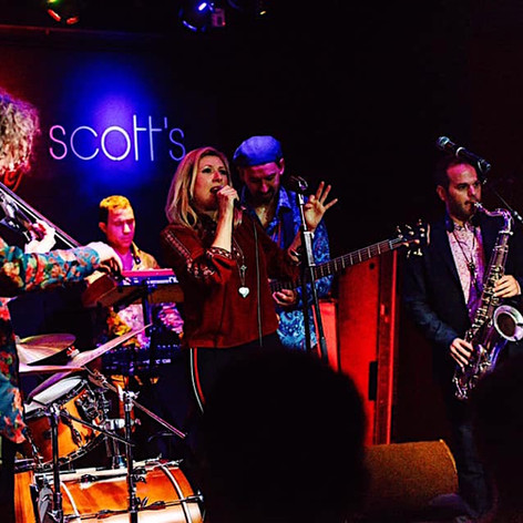 Ronnie Scotts with the Shez Raja Collective 3