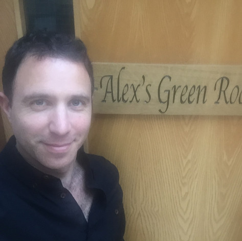 Alex's Green Room!