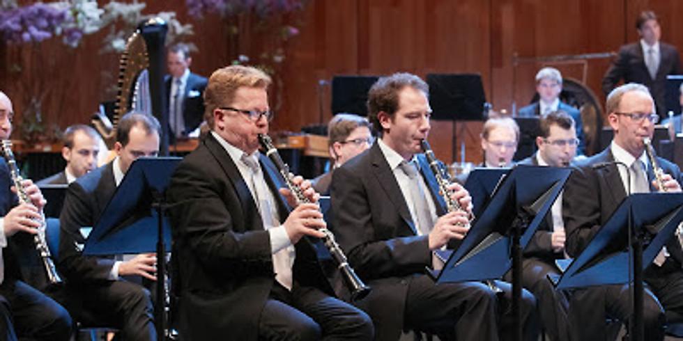 Bläserphilharmonie Salzburg in Konzert