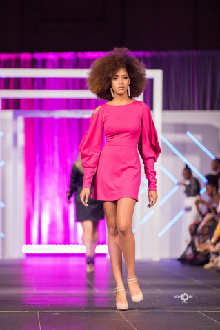 DowntownDC's District of Fashion Runway Show