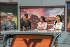 Association Of Black Journalists Interview with Jemele Hill & Dr. Tommie Smith