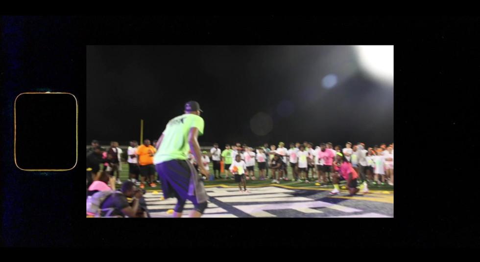 EBoyz 2019 Football & Cheer Camp