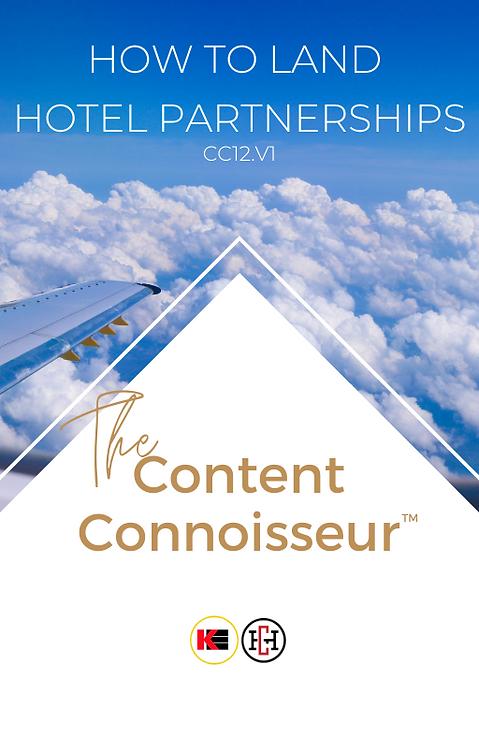 CC12.v1 Hotel Partnerships Playbook