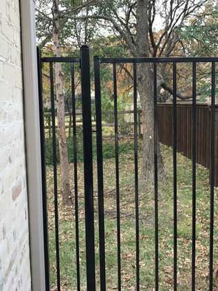 Iron Walk Gate