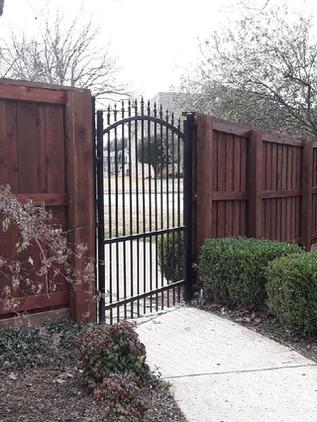 Ornamental Walk Gate