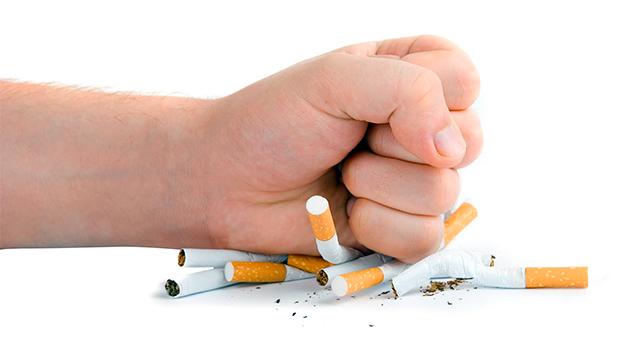 Arrêter de fumer avec l'auriculothér