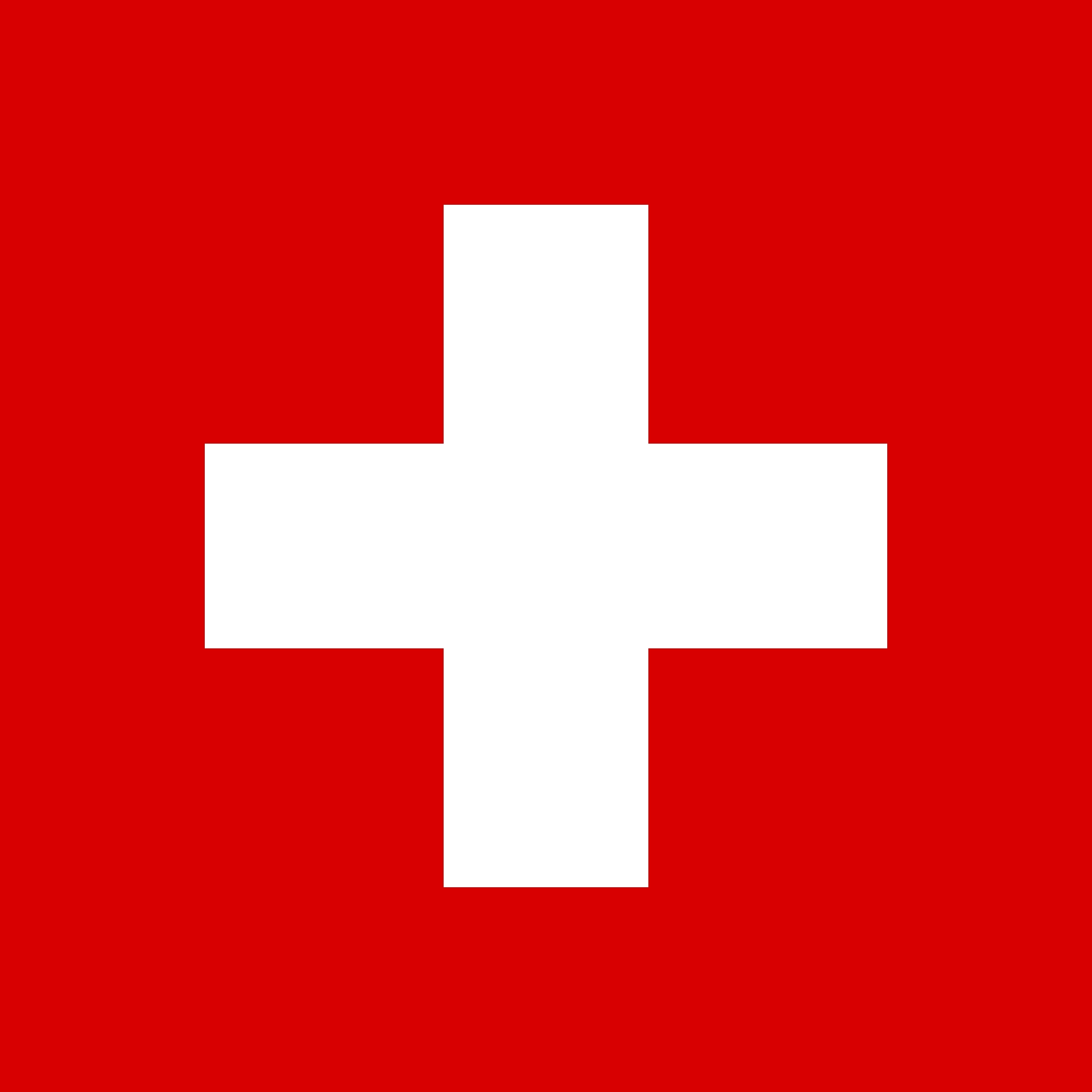 Novidades na suiça!