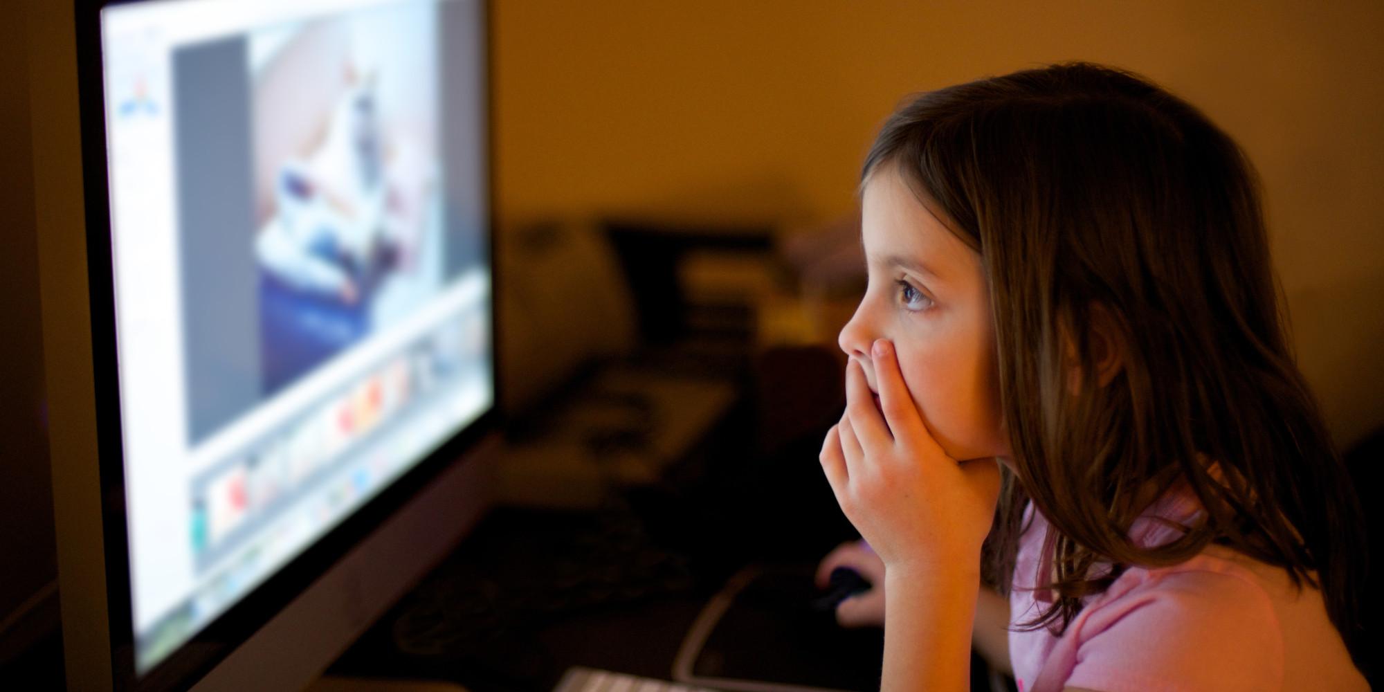 Malefícios da televisão nas crianças