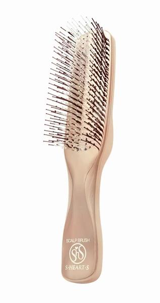 Scalp Brush Rose Gold
