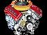 Engine Size Icon