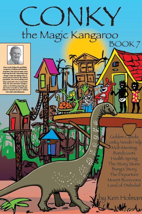 Conky The Magic Kangaroo - Book 7