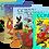 Thumbnail: Any combination of 6 Conky Books