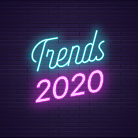 Top industry trends emerging in 2020