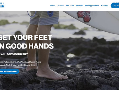 All Ages Podiatry