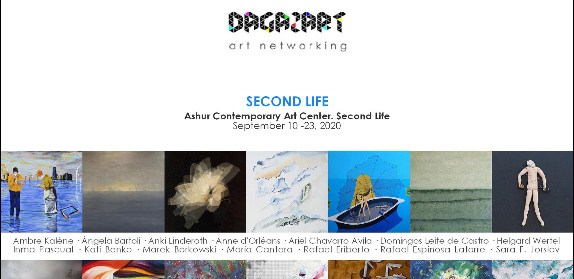 DagazArt Art Networking September 2020 F