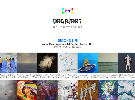 DagazArt Art Networking September 2020 F
