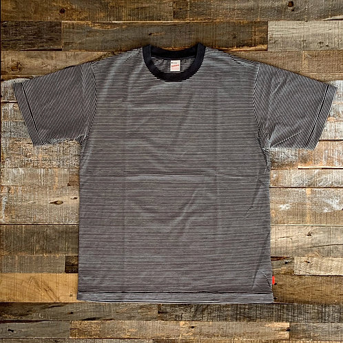 Healthknit ナローボーダー Tシャツ (Lot.51005)