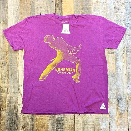 """THRIFTY LOOK Tシャツ """"BOHEMIAN RHAPSODY"""""""